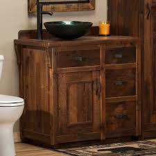 rustic pine bathroom vanities. Bathroom:Knotty Pine Bathroom Vanity Cabinets \u2022 Vanities Mirror Rustic Plans Units P
