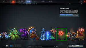 valve included the upcoming io arcana in the new immortal treasure
