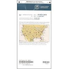 Brownsville Sectional Chart Amazon Com Faa Chart Vfr Sectional Brownsville Sbro