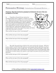 persuasive essays for 5th