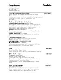 examples of resumes  show me a sample resume good example ideas