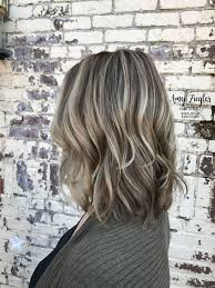 Image Result For Ash Blonde Highlights