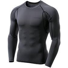 Tesla Compression Shirt Size Chart Tsla Tsla Tesla Mud11 Cool Dry Long Sleeve Compression