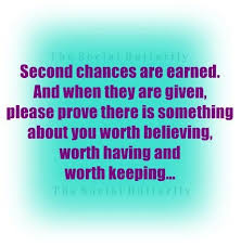 Second Chance Quotes Cool Quotes About Second Chance Relationships 48 Quotes