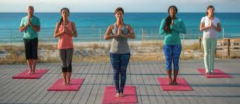 sandestin fitness cles serenity by the sea spa at hilton sandestin beach resort