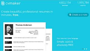 Top 5 Online Free CV Maker Sites & Resume Generator Sites List Free CV Maker Sites