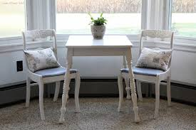 dining chair makeover how to strip paint and recover chairs in painted plan 1