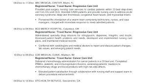 Nursing Resume Objective Statement Examples Sample Resume Objective