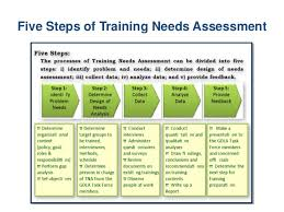 Sample Needs Analysis Cool Training Need Assessment