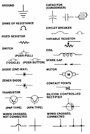 fundamentals to understanding automobile electrical and vacuum figure 1 5 here are some more common electrical diagram symbols