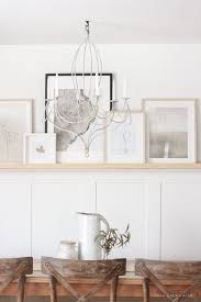 home and lifestyle blogger liz fourez shares an easy way to display your favorite artwork or