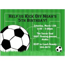 Soccer Party Invite Soccer Party Invitation Template Free In 2019 Football