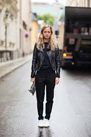leather jackets for women street style inspiration 18
