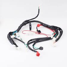 amazon com chinese atv utv quad 4 wheeler electrics wiring chinese 4 wheeler wiring diagram at 110cc Atv Wiring Harness