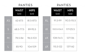 Spanx Size Chart Higher Power Spanx Undie Tectable Lace Cheeky Panty