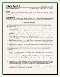 Nursing Resume Template Genuine Professional Resume Examples Nursing