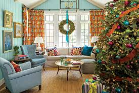 Small Picture Christmas and Holiday Decorating Ideas Featured Homes Southern