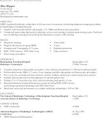 Ultrasound Technician Resume Sample Ultrasound Technician Resume ...