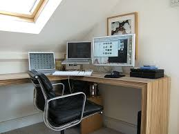 work from home office. Photo Courtesy Of Flickr User Magnus Manske Work From Home Office