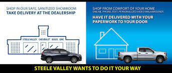 Steele Valley Chevrolet Buick Gmc In New Minas Contactless Customer Buying Experience Available Online 24 7
