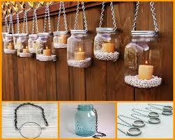 mason jar lighting diy. Backyard Mason Jar Lanterns Lighting Diy 3