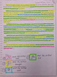 best gretchen bernabei images teaching writing color coded essay my favorite possession