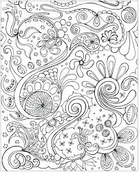Free Printable Coloring Pages For Adults Hard Color Detailed ...