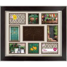 better homes gardens 16 x 20 8 opening family collage espresso finish com