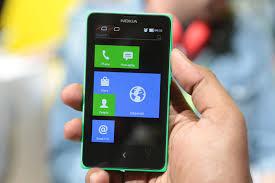 Nokia X+ Dual SIM Android Phone Photo ...