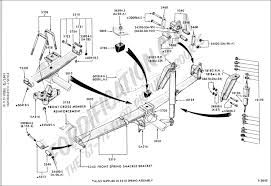Ford suspension diagram elegant ford truck technical drawings and schematics section a front