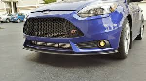 Ford Fusion Lights Diy How To Ford Fusion Projection Fog Light Retrofit