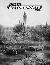 delta motorsports jensen parts and accessories catalog