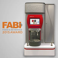 just a year after its launch the coca cola freestyle 7000 received a 2016 food and beverage award