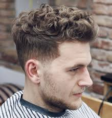 Curly Hairstyles For Men 2017 Gentlemen Hairstyles