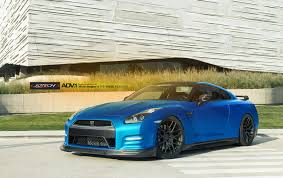 nissan skyline 2014 blue. Beautiful 2014 Absolutely Wicked Matte Blue Nissan GTR By Jotech And ADV1 On Skyline 2014 0