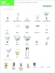 Light Bulb Shape And Size Chart Standard Light Bulb Size Affairstocater Co