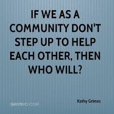 40 Beautiful Community Quotes And Sayings Beauteous Quotes About Community
