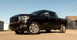 Ram Truck Payload Chart 2020 Ram 1500 Ecodiesel Review The Best Full Size Truck