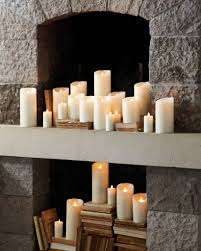 ... Miracle Flame LED Wax Pillar Candle by Balsam Hill ...