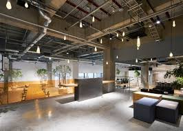 japanese office design. Japanese Studio Torafu Architects Remodelled The Basement Level Space In Ebisu Area Of Tokyo For Global Advertising Agency AKQA. Office Design