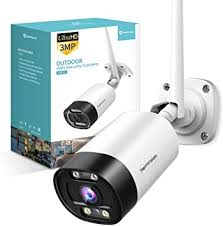 HeimVision 2K outdoor Security Camera, Wi-Fi ... - Amazon.com