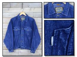 silvertab levis denim jacket above black tab