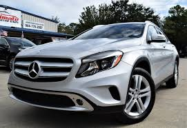 From the outside, the gla250 offers the lifted suspension and some of the rugged styling cues of a crossover suv. Used 2016 Mercedes Benz Gla Class For Sale Right Now Cargurus