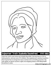 Small Picture Black History Coloring Pages For Kids Coloring Home