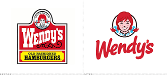 wendy s logo vector. Delighful Wendy Wendyu0027s Logo Before And After With Wendy S Logo Vector L