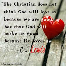 Christian Love Quotes CS Lewis Quote Christian Love ChristianQuotes 10