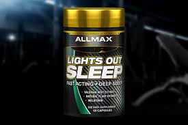 Lights Out Sleep Allmax Review Allmax Nutrition Launches Its Nighttime Supplement Lights