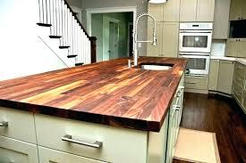 butcher block counter review oak countertops white