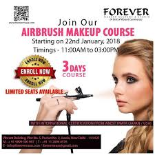 airbrush makeup course in delhi best professional