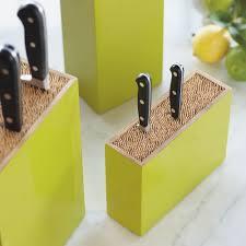 Kitchen Knife Storage Bamboo Box Knife Holder Vivaterra